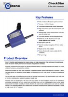 CheckStar Rotary Transducers